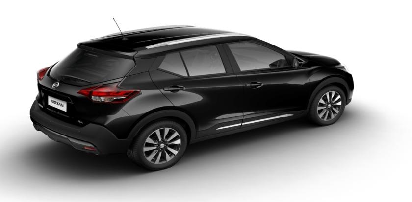 Nissan anuncia novo lote do crossover global Nissan Kicks para p