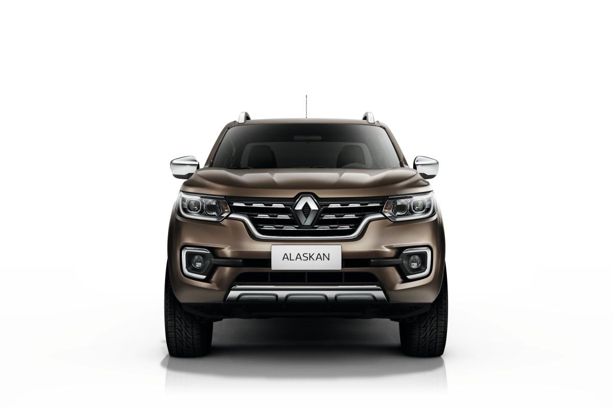 Renault revela a ALASKAN sua novapicape