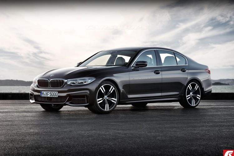 Segredo: Novo BMW Série5