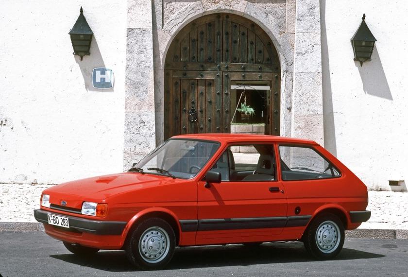 Ford Fiesta L 1983