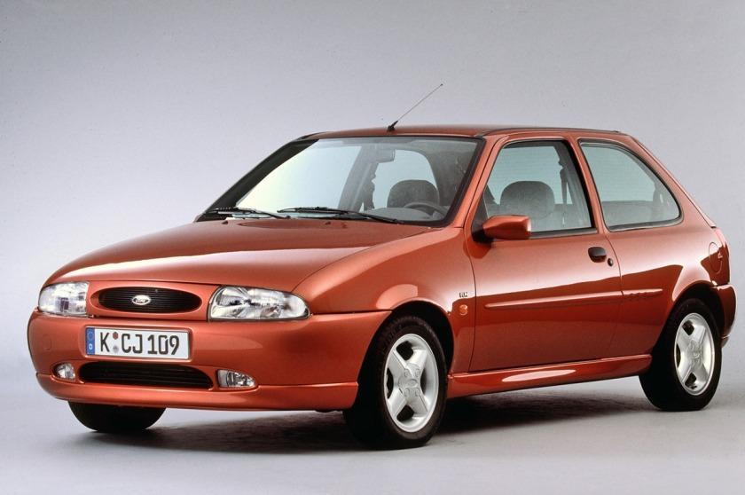 Ford Fiesta Fun RS 1995