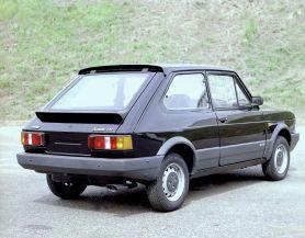 Spazio TR, substituto do 147 Rallye