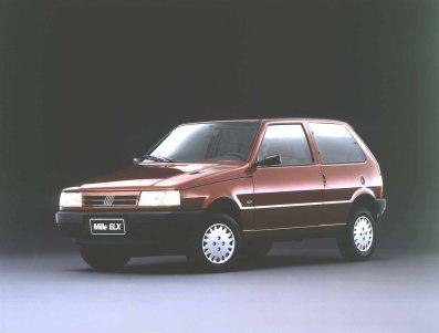 Fiat Uno Mille ELX (1)