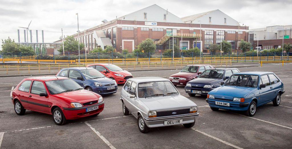 Ford Fiesta – 40Anos