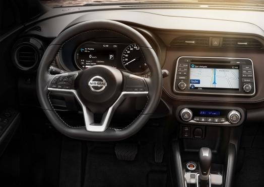 Nissan Kicks: um crossover no controle das mãos