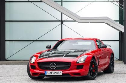 SLS AMG GT FINAL EDITION (C 197) 2013, Lack: feueropal, Interieur: designo Leder Exklusiv (schwarz)