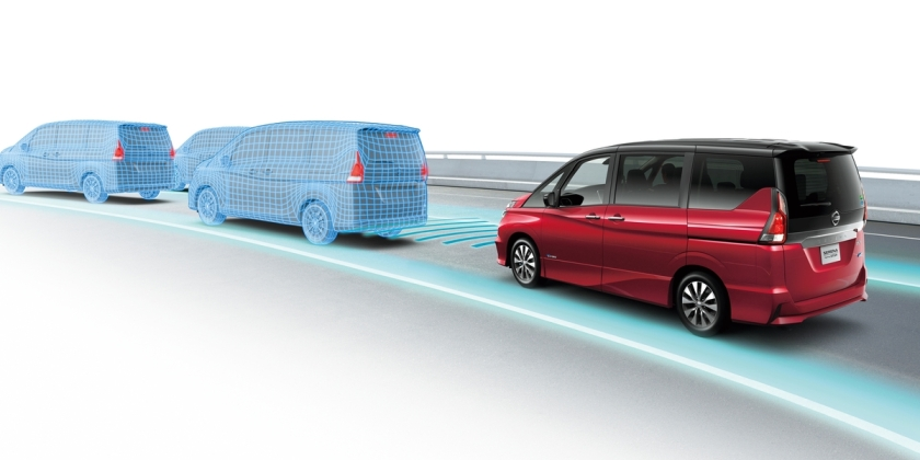 Novo Nissan Serena chega ao mercado com tecnologia ProPILOT que