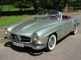 Silver190sl 122-2