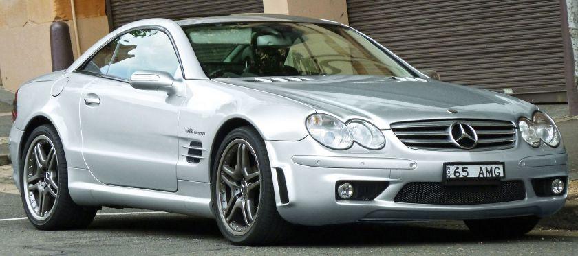 2004-2006_Mercedes-Benz_SL_65_AMG_(R230)_roadster_(2011-11-08)