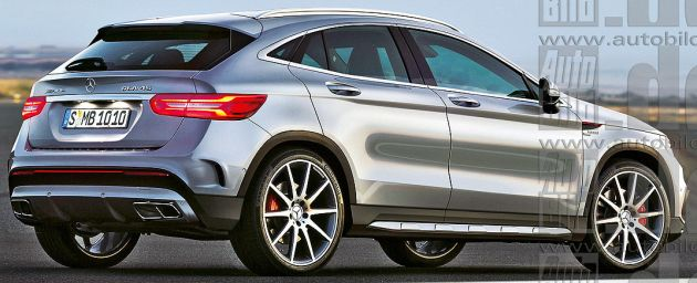 Segredo: Mercedes GLA2019