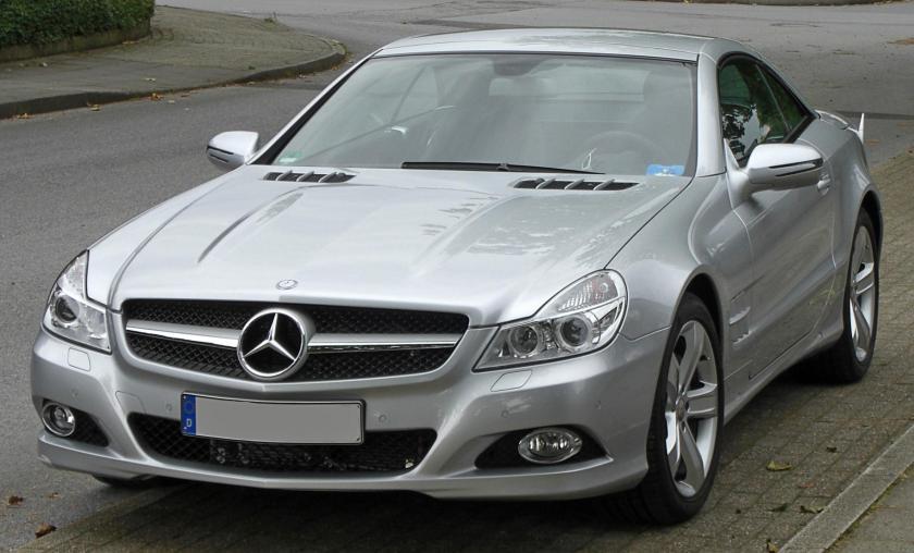 Mercedes_SL_II.Facelift_front