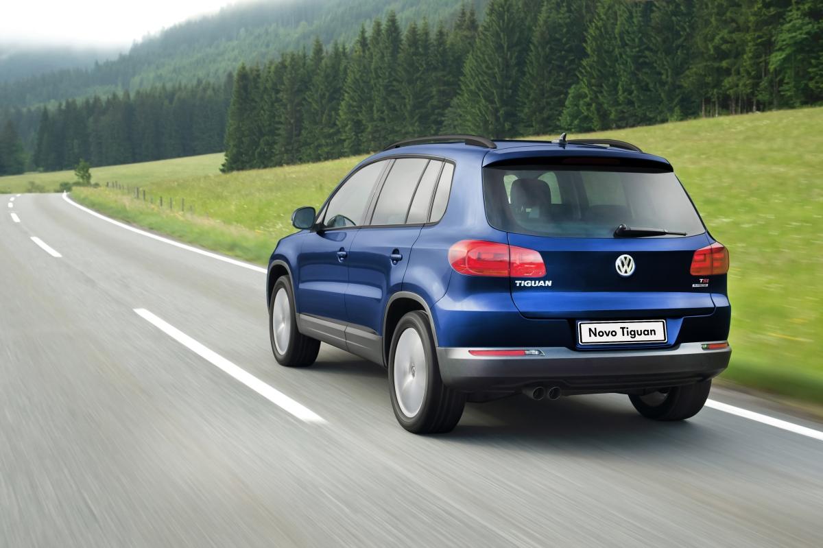 VW Tiguan agora com motor 1.4 TSI à partir de R$125.900