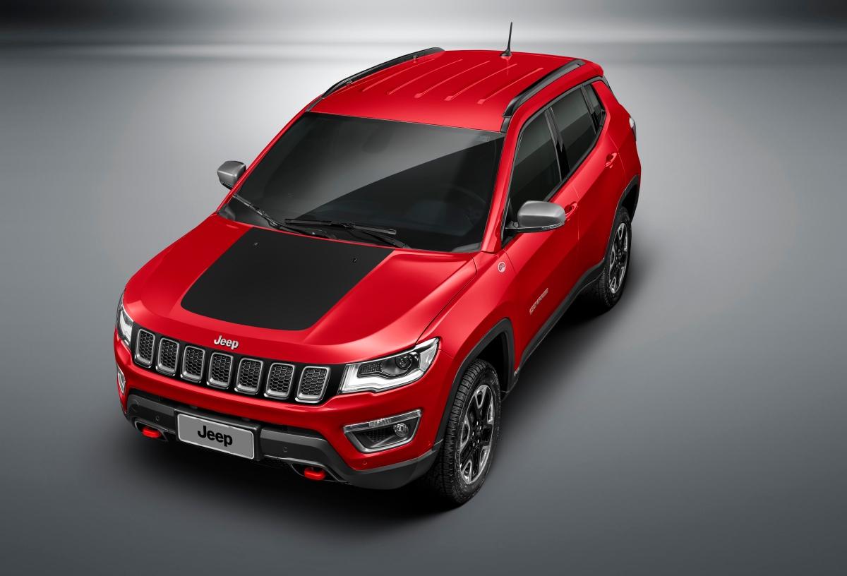 Jeep Compass tem lançamento mundial no Brasil e parte de R$99.900
