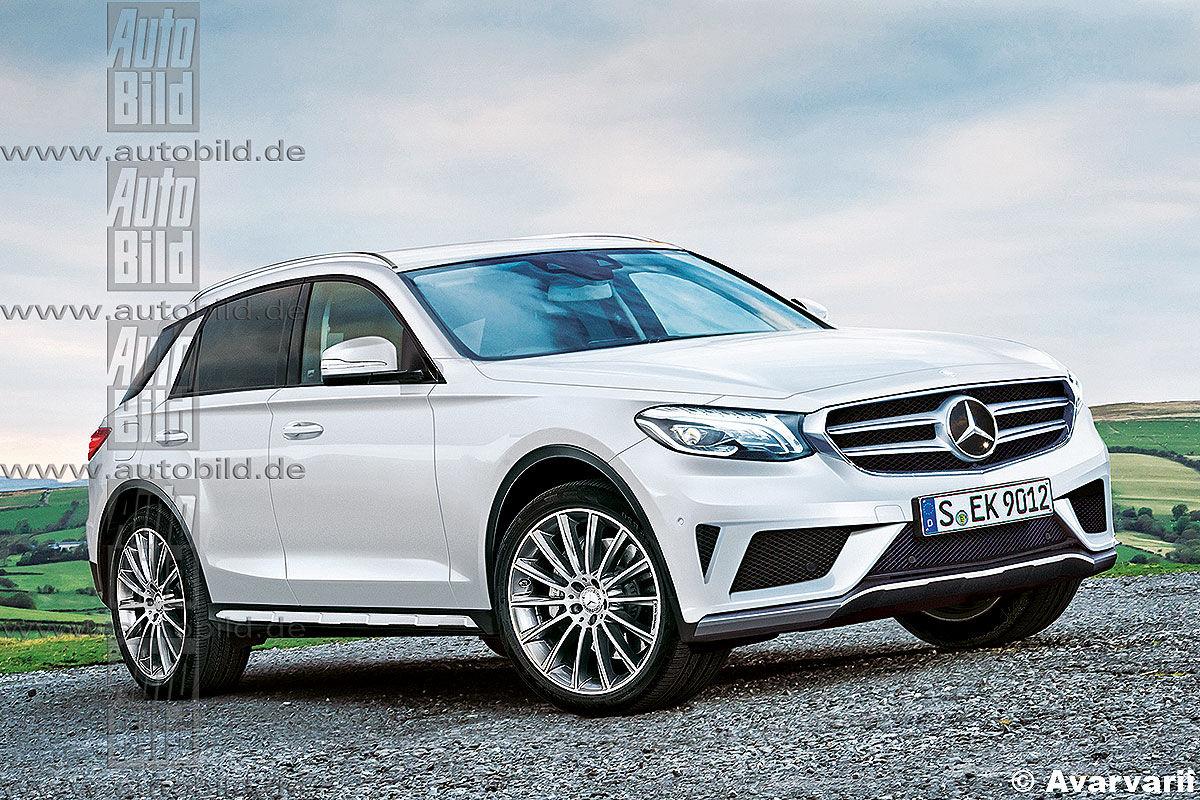 SEGREDO: Mercedes GLE2019