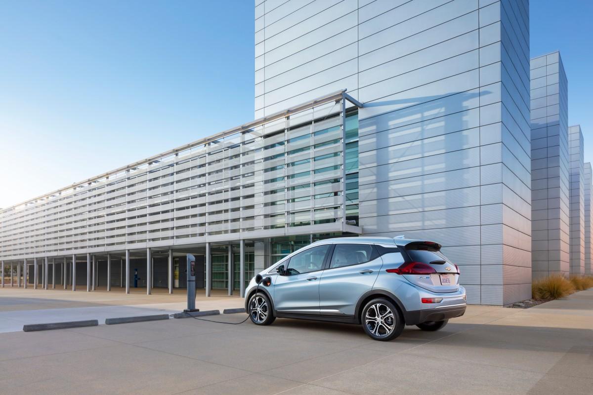 Chevrolet mostrará o elétrico Bolt no Salão deSP.