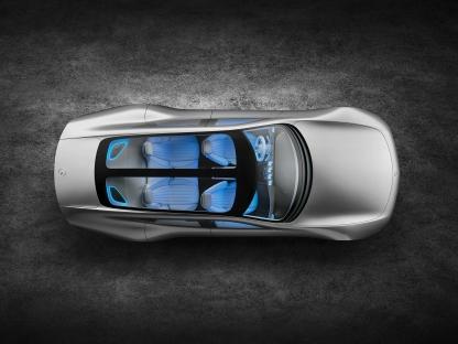 "Mercedes-Benz ""Concept IAA"" (Intelligent Aerodynamic Automobile) ; Mercedes-Benz ""Concept IAA"" (Intelligent Aerodynamic Automobile);"
