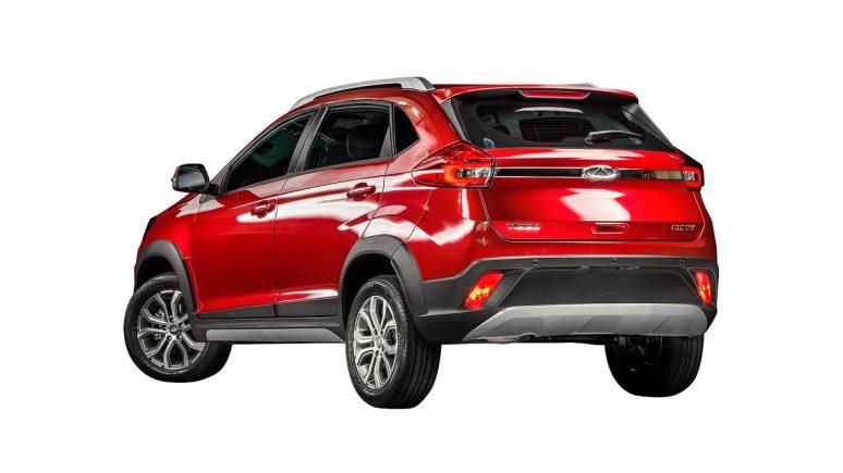 SALÃO DE SP: Chery apresenta SUV Tiggo 2 e Sedan Arrizo5