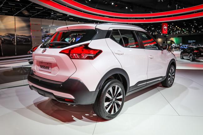 Nissan  Kicks SV Limited chega às revendas por R$84.900