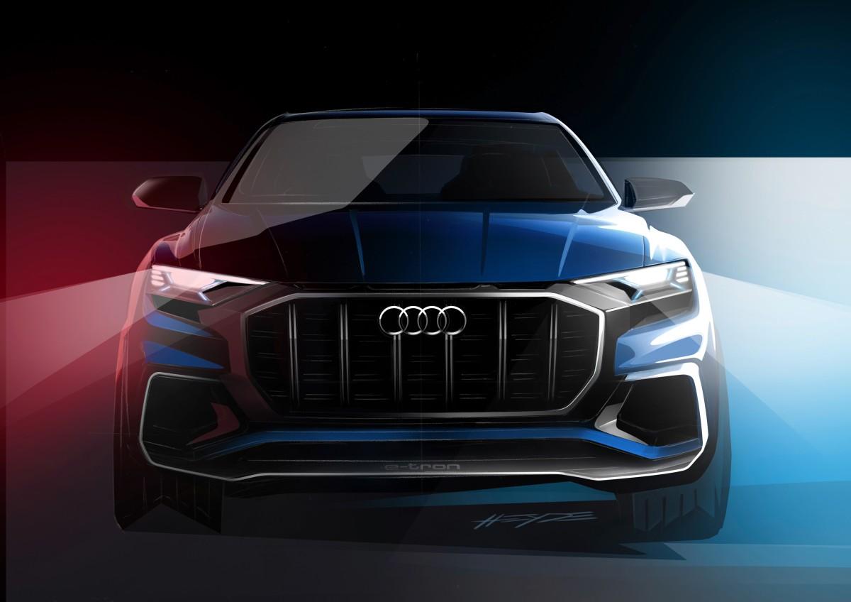 Audi Q8 será apresentado emDetroit