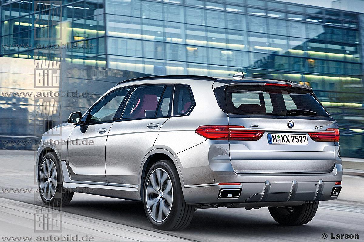 SEGREDO: NOVO BMWX7