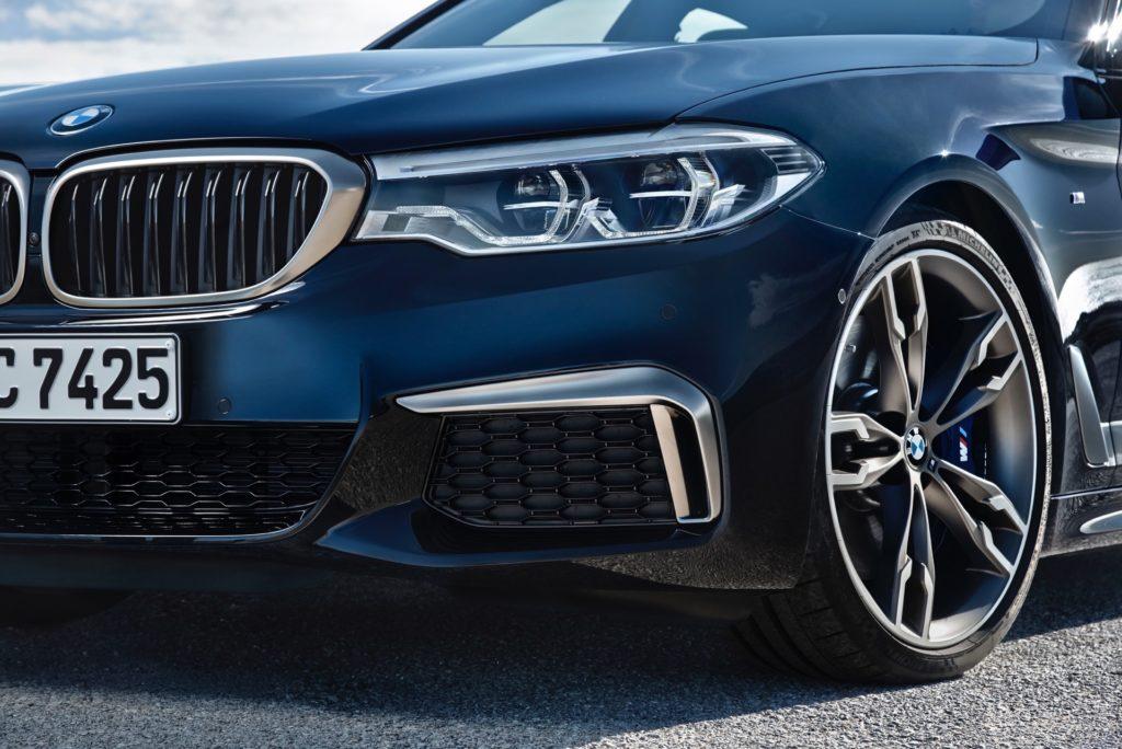 Salão de Detroit: NOVO BMW SÉRIE 52018