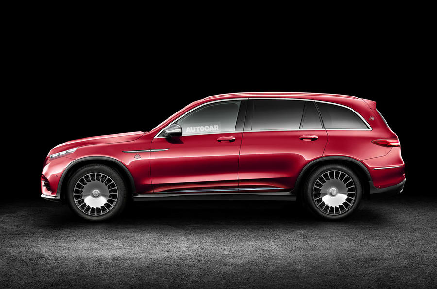 Mercedes Maybach SUV será lançado em2019
