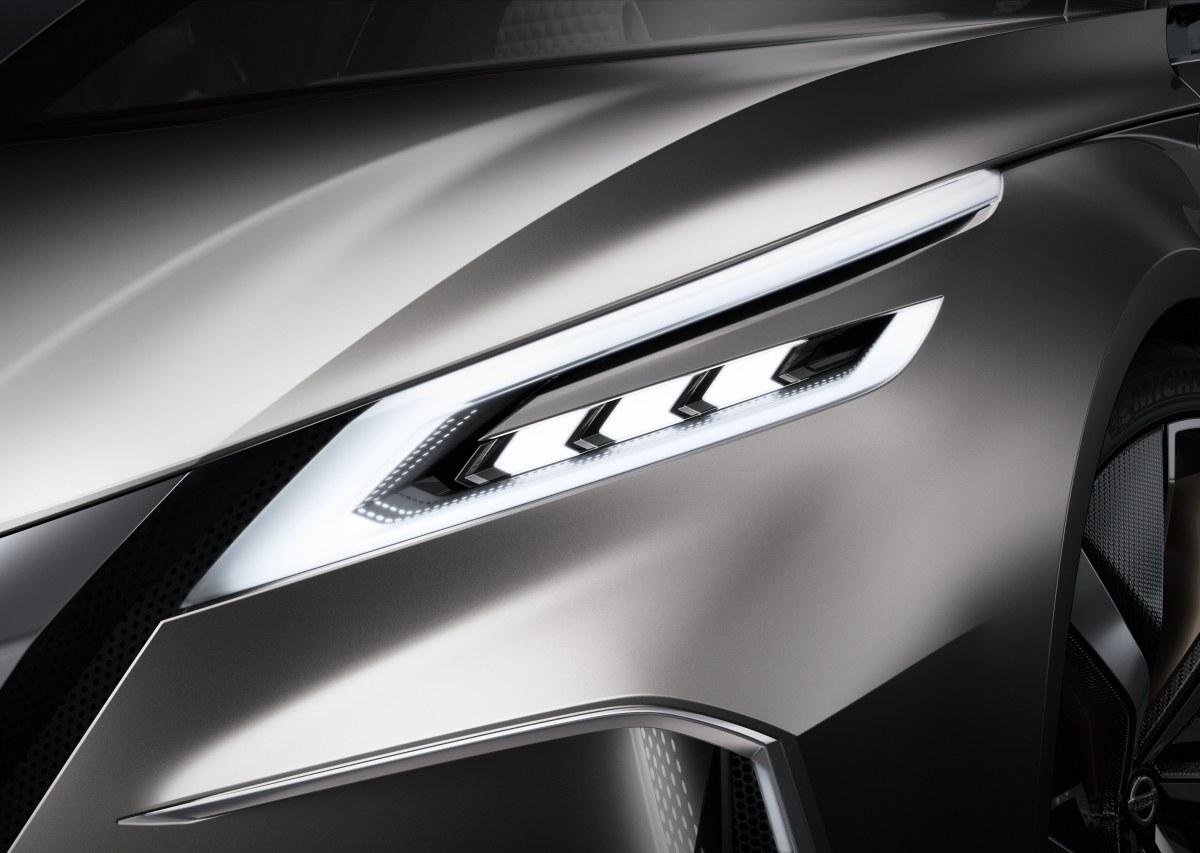 """Salão de Detroit: Nissan Vmotion 2.0 vence o Prêmio de Design EyesOn como """"Melhor Carro-Conceito"""""""