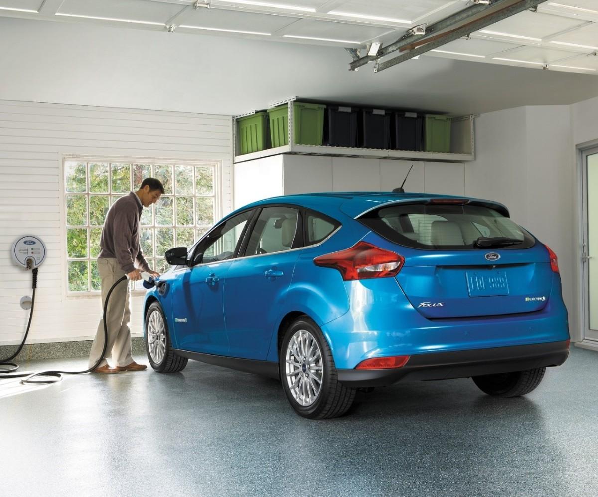 Ford lança na Europa o novo Focuselétrico.
