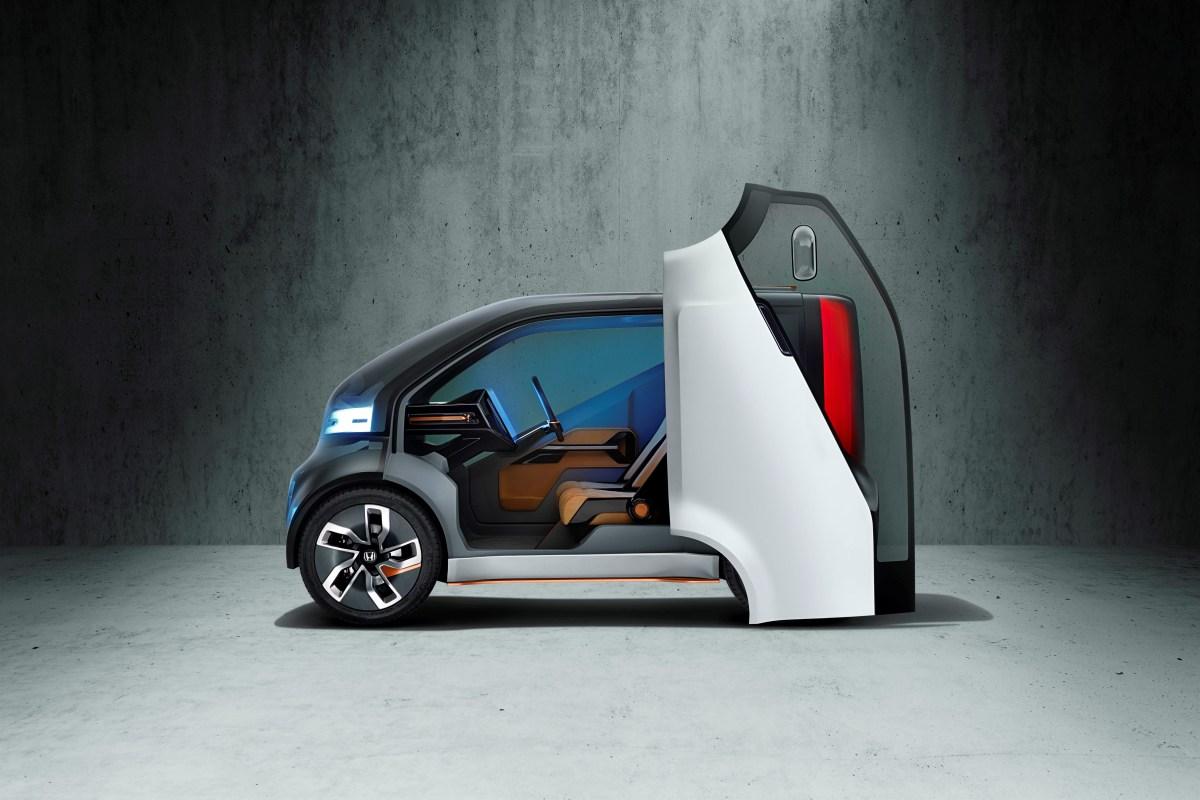 Salão de Genebra: Honda NeuVelétrico