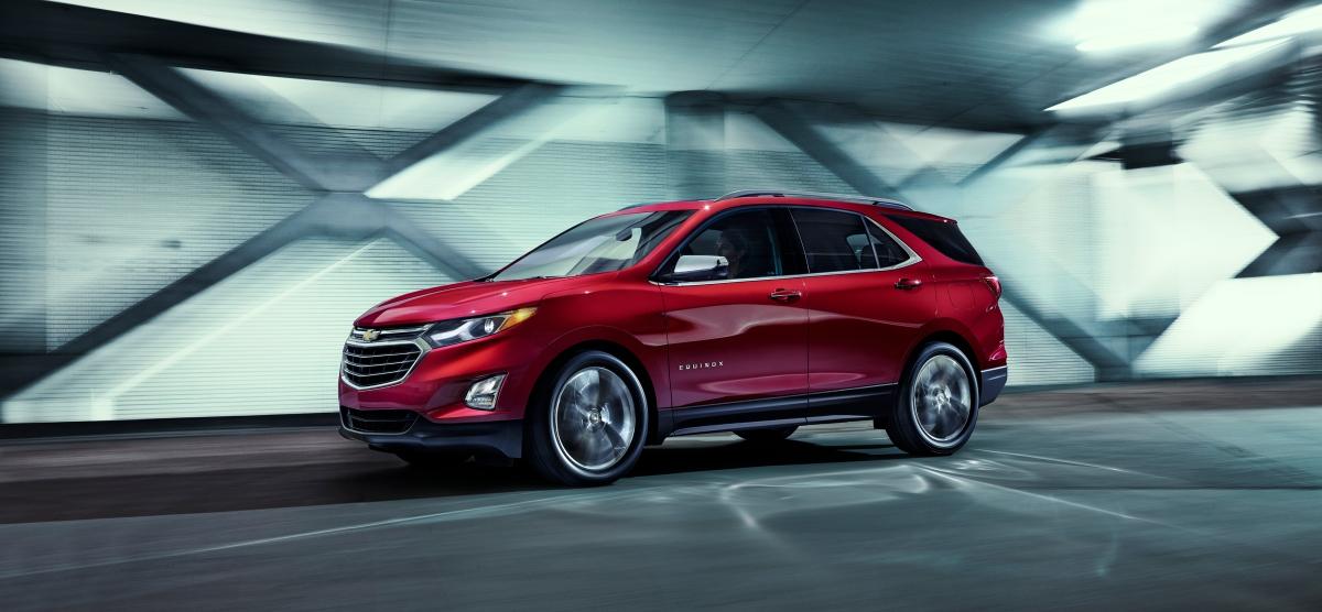 Chevrolet confirma Equinox no Brasil ainda esteano