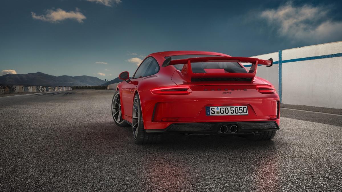 Salão de Genebra: Porsche 911GT3