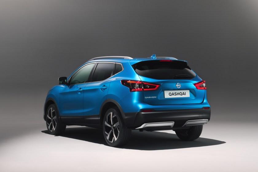 Novo Nissan Qashqai: melhorias superiores que reforçam os 10 an