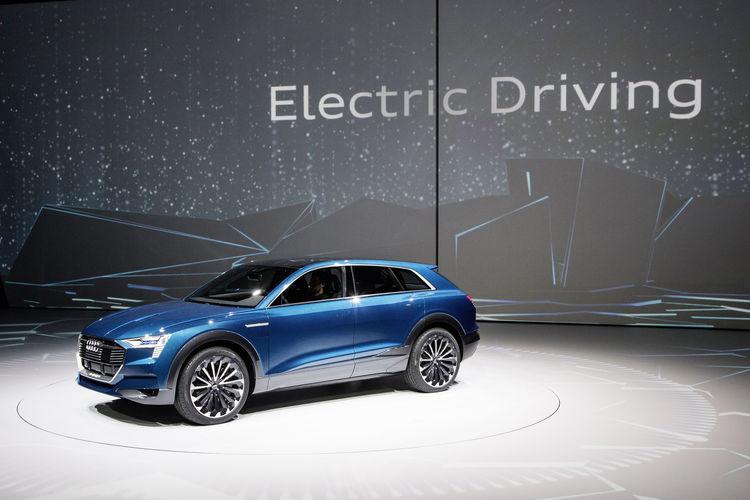 Salão de Genebra:Novo Audi e-gas: combustível oferece redução de 80% deCO2