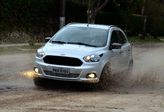 Ford Ka Trail-7