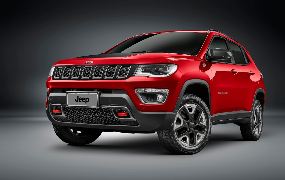 RECALL: Jeep convoca proprietários do Compass