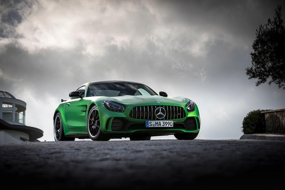 Mercedes-Benz inicia vendas do AMG GT R no Brasil por R$1.199.900