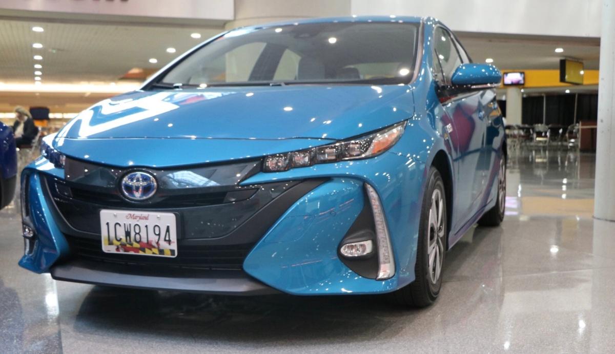 Salão de NY: World Green Car – Toyota PriusPrime