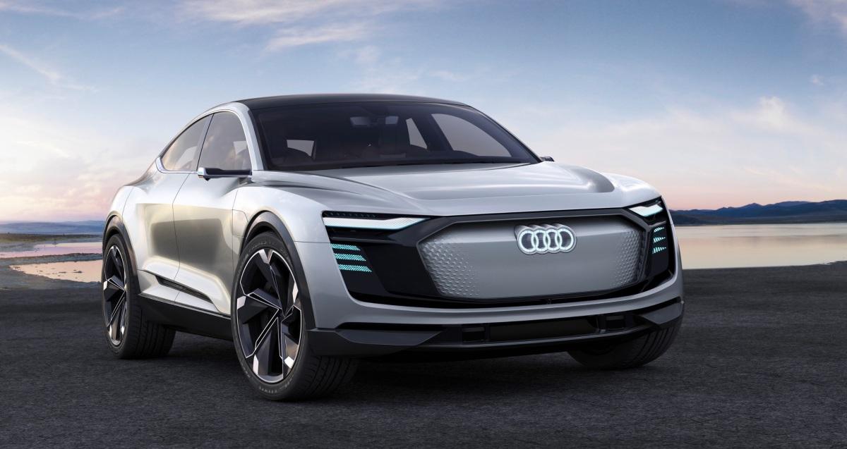 Audi e-tron Sportbackconcept