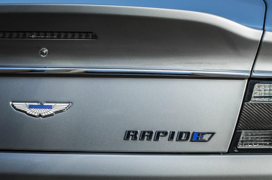 Aston Martin RapidE será elétrico em2018