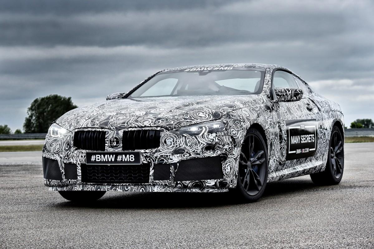 BMW M8 é confirmado para as ruas e versão de competição vai a LeMans