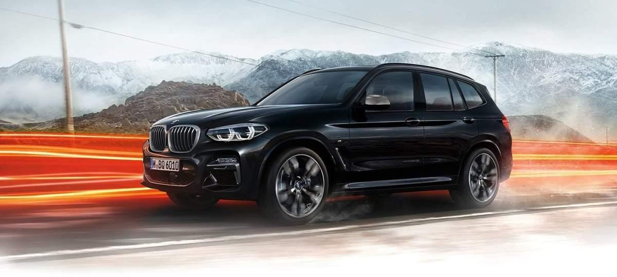 Novo BMW X3: Primeiras imagens antes do lançamentooficial.