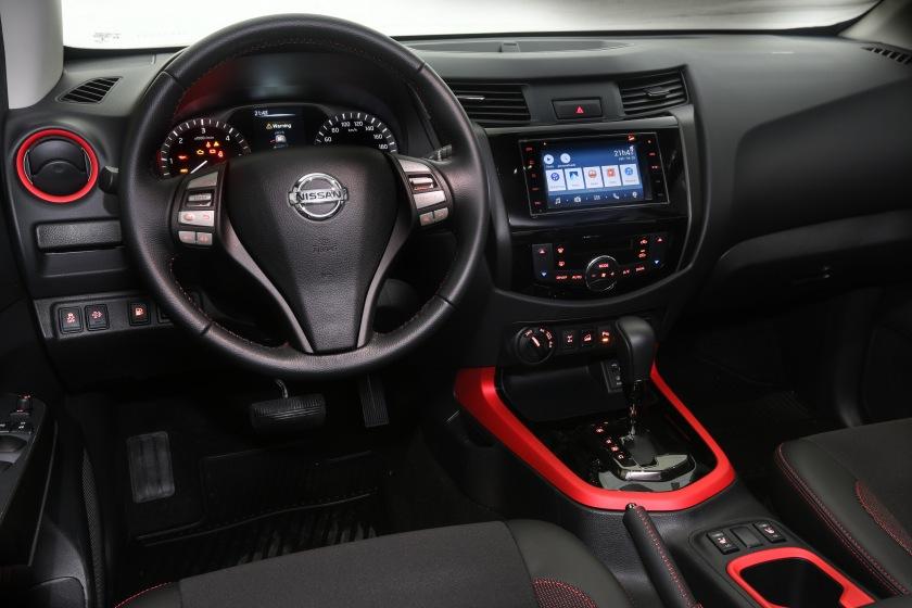 En estreno mundial para el Salón de Buenos Aires, Nissan presen