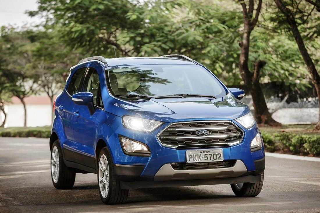 Novo Ford EcoSport 2.0 Titanium2018