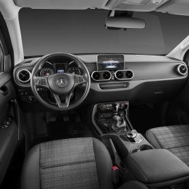 Mercedes-Benz X-Klasse – Interieur, Ausstattungslinie PURE // Mercedes-Benz X-Class – Interior, design and equipment line PURE