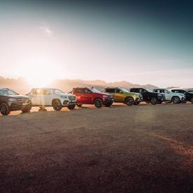 Weltpremiere neue Mercedes-Benz X-Klasse, Kapstadt, 2017 // World premiere new Mercedes-Benz X-Class, Cape Town, 2017