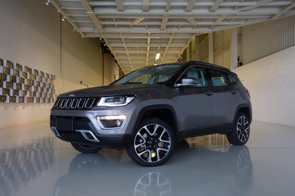 RECALL: FCA convoca proprietários do Jeep CompassDiesel