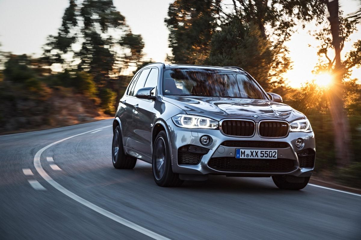 BMW X5 M chega ao Brasil no primeiro semestre de2018