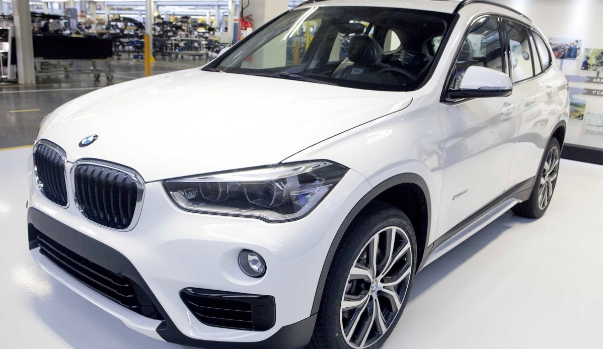 BMW X1 é o SUV premium mais vendido do país em2017