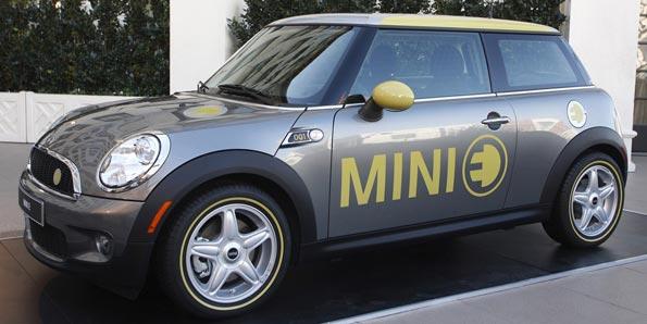 Protótipo do Mini elétrico será apresentado em setembro no Salão deFrankfurt