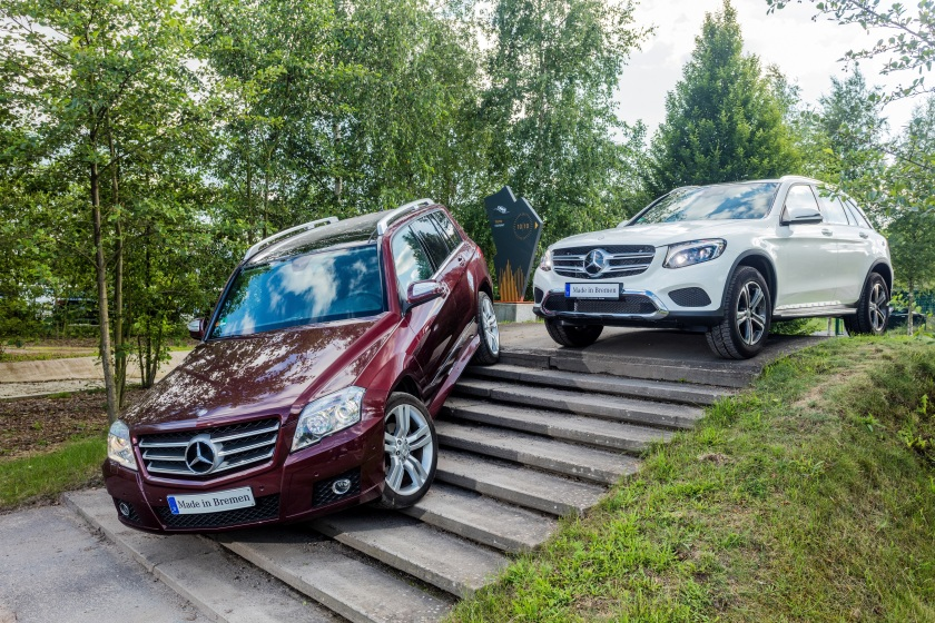 Erfolgsgeschichte made in Bremen: Absatzjubiläum bei Mercedes-Benz: GLC überschreitet Millionenmarke